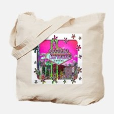 Las Vegas - Hot Pink! Tote Bag