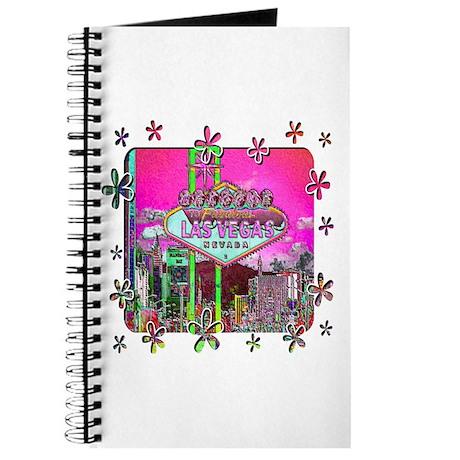 Las Vegas - Hot Pink! Journal