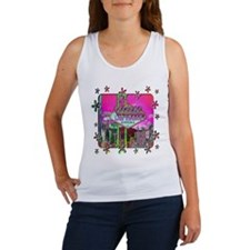 Las Vegas - Hot Pink! Women's Tank Top