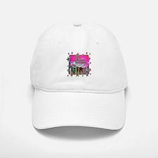 Las Vegas - Hot Pink! Baseball Baseball Cap