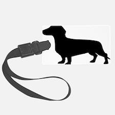 sausage_dog Luggage Tag