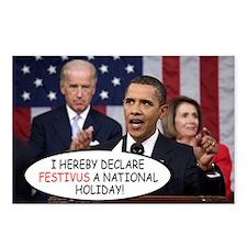 obama_speaking Postcards (Package of 8)