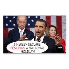 obama_speaking Bumper Stickers