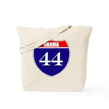 obama44use Tote Bag