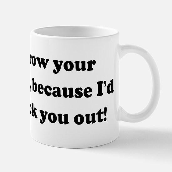 Can I borrow your library car Mug