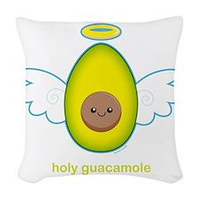 Holyguac Woven Throw Pillow