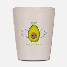 Holyguac Shot Glass