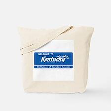 Welcome to Kentucky - USA Tote Bag