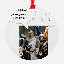 ekki Ornament