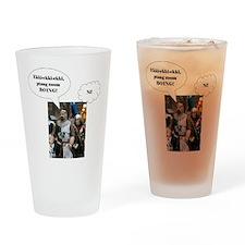 ekki Drinking Glass