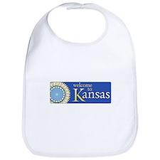 Welcome to Kansas - USA Bib