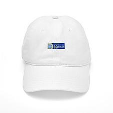 Welcome to Kansas - USA Baseball Baseball Cap
