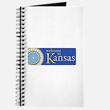Welcome to Kansas - USA Journal