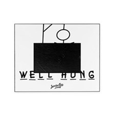 Hung_dark Picture Frame