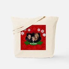 Christmas Photo Tote Bag