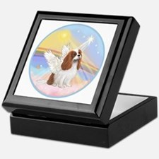 R-Clouds - Blenheim Cavalier (new) Keepsake Box