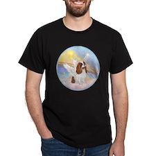 R-Clouds - Blenheim Cavalier (new) T-Shirt