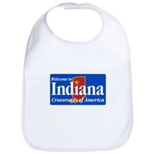 Welcome to Indiana - USA Bib