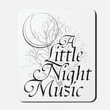 night_music Mousepad