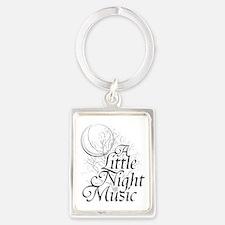 night_music Portrait Keychain
