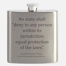 Equal Protection Flask
