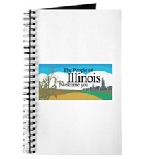 Welcome to Illinois - USA Journal