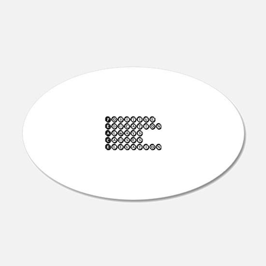 p.e.a.c.e. Wall Sticker