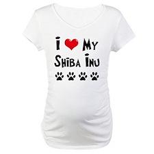 I-Love-My-Shiba-Inu Shirt