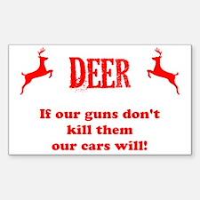 deer design copy Decal