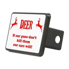 deer design copy Hitch Cover