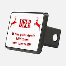 deer design copy Hitch Cover