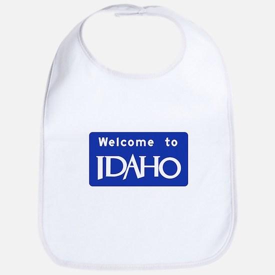 Welcome to Idaho - USA Bib