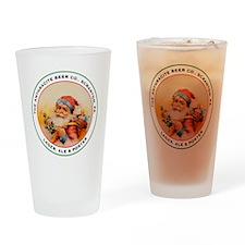 Santa-beerCo.-C8 Drinking Glass