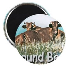 GROUND BEEF tile Magnet
