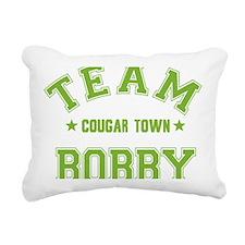 cougar-town_team-bobby Rectangular Canvas Pillow