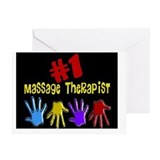 Massage Greeting Cards