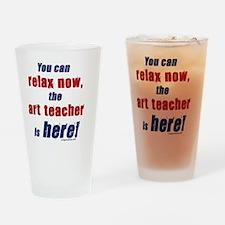 relax_art Drinking Glass