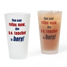relax_pe Drinking Glass