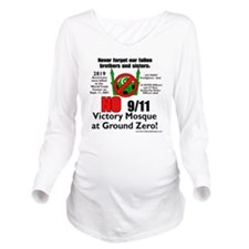 victory mosque 3 Long Sleeve Maternity T-Shirt