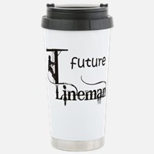 future lineman1_black Travel Mug