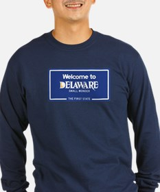 Welcome to Delaware - USA T