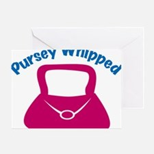 cougar-town_pursey-whipped Greeting Card