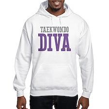 Taekwondo DIVA Jumper Hoody