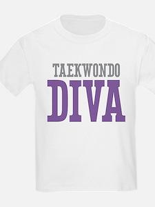 Taekwondo DIVA T-Shirt