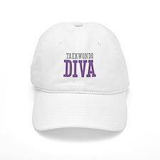 Taekwondo DIVA Baseball Cap