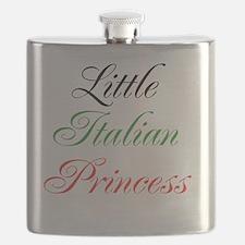 Little Italian Princess Flask