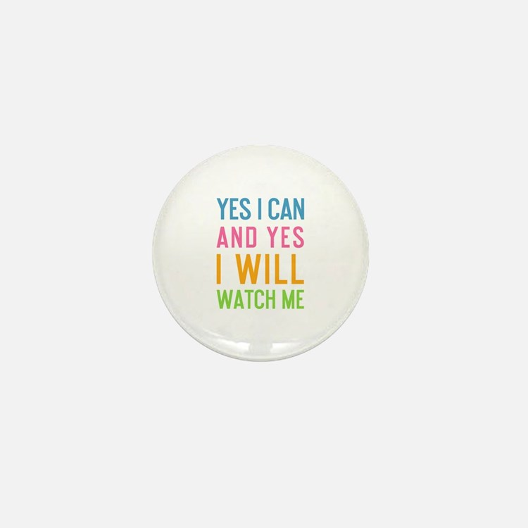 Cute Inspiration Mini Button