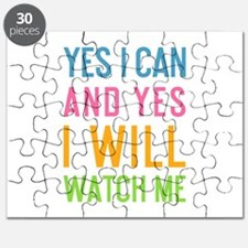 Funny Yes Puzzle