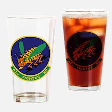 47th FS Drinking Glass