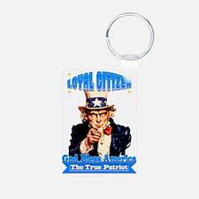 The True Patriot Keychains